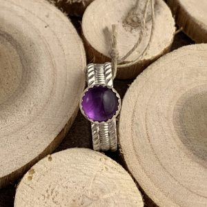 amethyst ring view four
