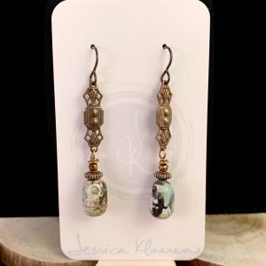 arctic terra earrings