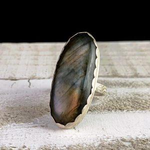 labradorite ring 3